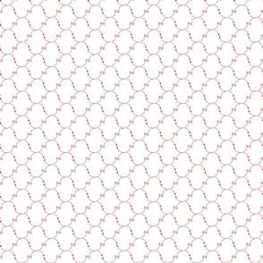 Poppy Morrocan Tiled Arrows