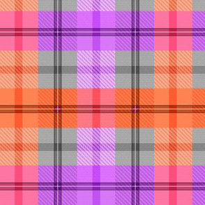 gingham plaid juicy