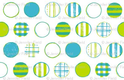 Patterned Dots