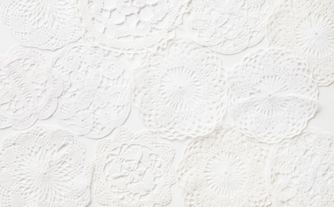 doilies fabric by myracle on Spoonflower - custom fabric