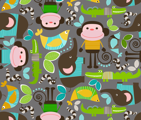 Sweaters fabric by natitys on Spoonflower - custom fabric