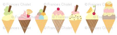 Ice Creams.