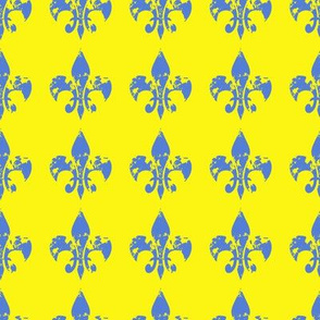 Pop Art fleur di lis
