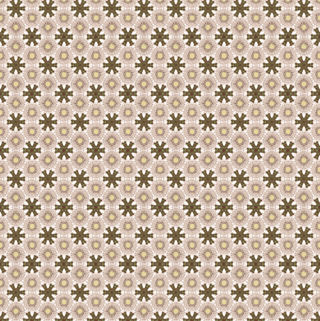 pretty little pink-ch fabric by kerryn on Spoonflower - custom fabric