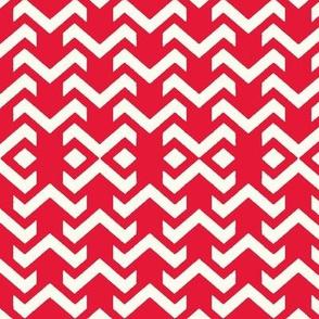 chevron red