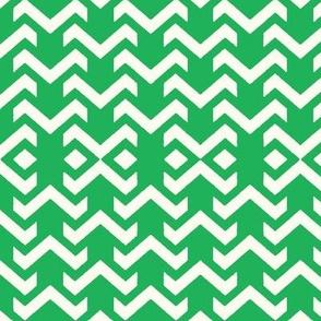 chevron green