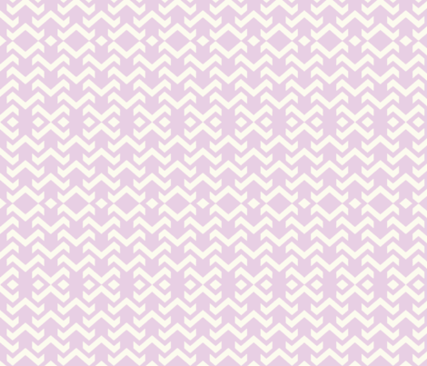 chevron baby lilac fabric by vos_designs on Spoonflower - custom fabric