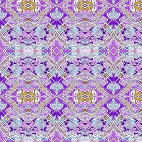 Your Purple Nouveau Majesty
