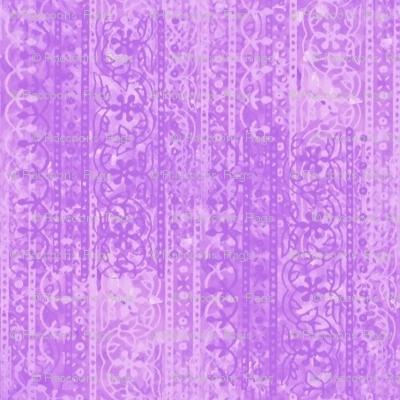 Block print (lilac sorbet)