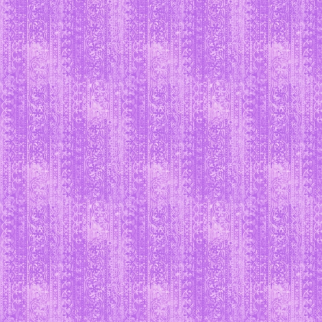 Block print (lilac sorbet) fabric by raccoons_rags on Spoonflower - custom fabric