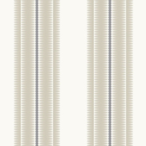Frequency Stripe Beige