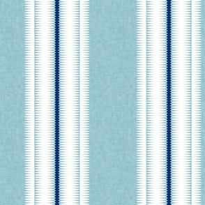 Frequency Stripe Aqua
