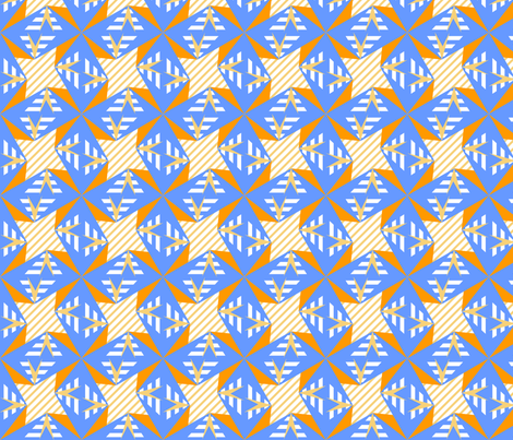 abstract pattern 032013 fabric by glimmericks on Spoonflower - custom fabric