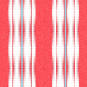 Frequency Stripe Coral