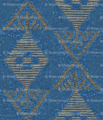 Native Sun - royal blue/gray