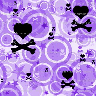 PunkSodaPop - Grape Fizzy -  © PinkSodaPop 4ComputerHeaven.com