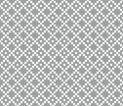 umbra_star_grey fabric by holli_zollinger on Spoonflower - custom fabric