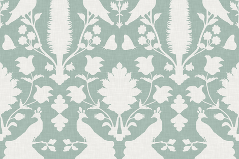 Avignon in Spa fabric by sparrowsong on Spoonflower - custom fabric