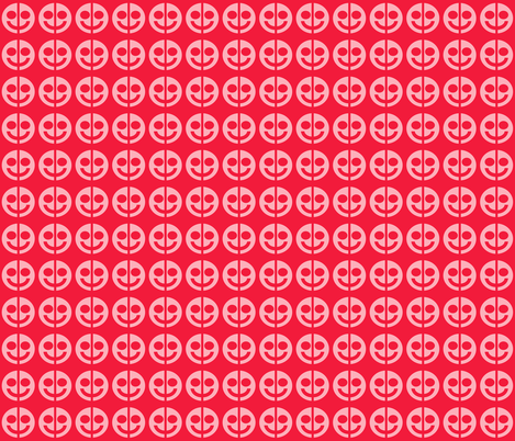 Equality Smile fabric by gigiandjon on Spoonflower - custom fabric