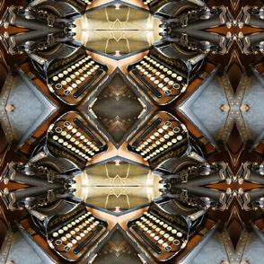 fe2e typewriter