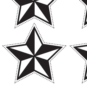 Little Misfits - Nautical Star - Pillows & Tag Blankets