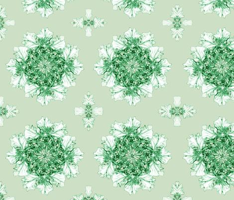 Please come soon spring, fabric by petitesirene on Spoonflower - custom fabric