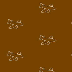 brownplane silhouette-ed-ch