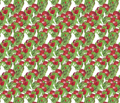 For my mother fabric by petitesirene on Spoonflower - custom fabric