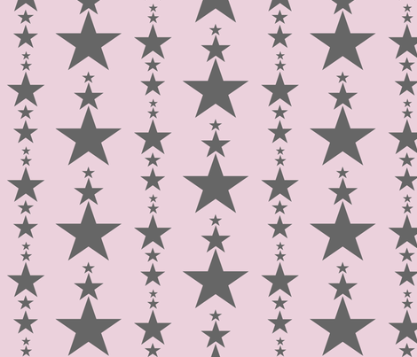 star_line fabric by chelsearabbit on Spoonflower - custom fabric