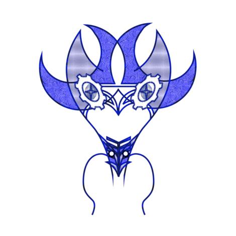 Gear Dragon Avatar fabric by windthin on Spoonflower - custom fabric