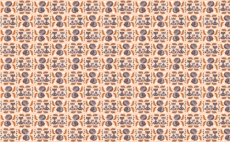 cats fabric by gaiamarfurt on Spoonflower - custom fabric