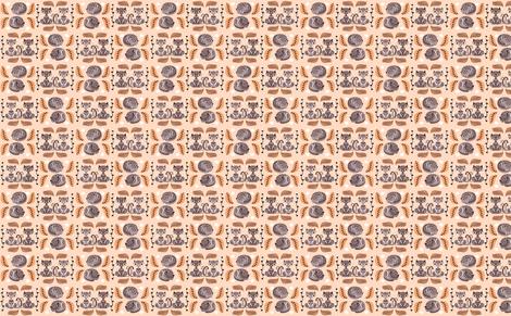 cats fabric by gaiamarfurt on Spoonflower - custom fabric