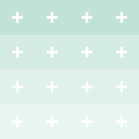 mint plus cross ombre fabric by pencilmein on Spoonflower - custom fabric