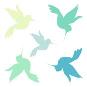 Hummingbirds - Lure - Venture - © PinkSodaPop 4ComputerHeaven.com