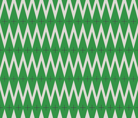 emerald_diamond fabric by holli_zollinger on Spoonflower - custom fabric