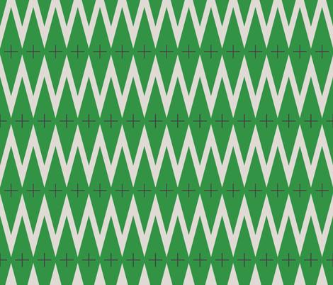emerald_diamond fabric by holli_zollinger on Spoonflower - custom fabric