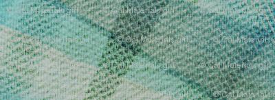 Kaleidoscioe - pastel blues, greens