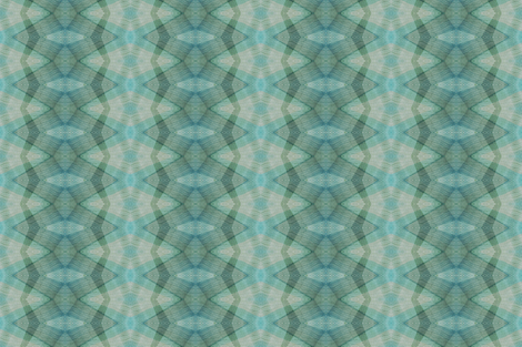 prism - pastel blues, greens