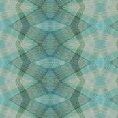 prism - pastel blues, greens