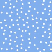 It's a boy blue, irregular dots by Su_G