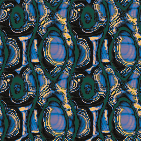 Oil Slick 3 fabric by animotaxis on Spoonflower - custom fabric