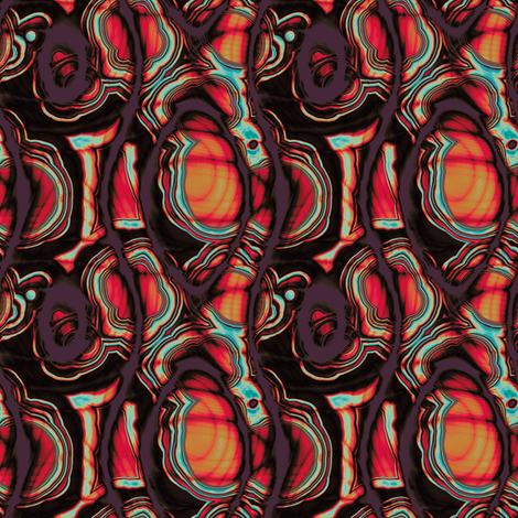 Oil Slick 7 fabric by animotaxis on Spoonflower - custom fabric