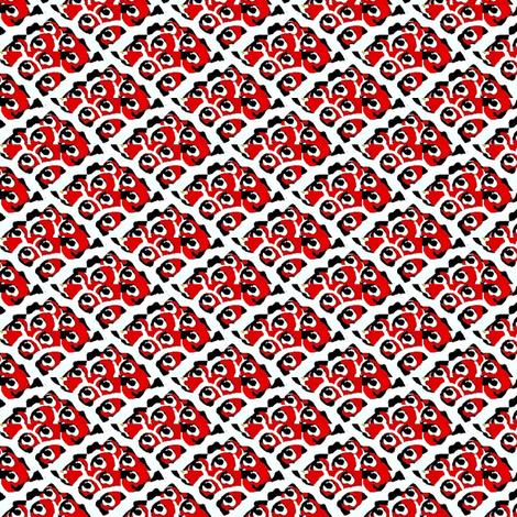 Cherry pie 1 fabric by dk_designs on Spoonflower - custom fabric