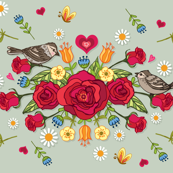 Roses_and_Sparrows_Green