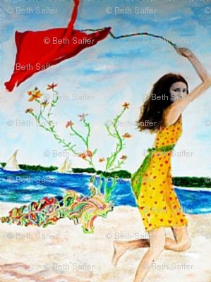 Sabrina's Red Kite lg