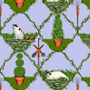 Cat Nip Cat Nap Garden