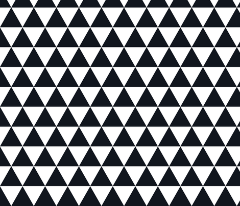 blacktriangles-04 fabric by alihenrie on Spoonflower - custom fabric