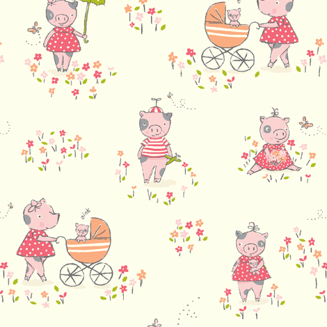This_little_piggy fabric by stacyiesthsu on Spoonflower - custom fabric