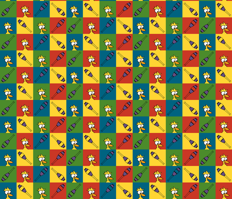 Juggle Pop fabric by evenspor on Spoonflower - custom fabric