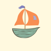 Sail Away Little Boat